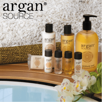 Argan Source Hotelkosmetk Linie