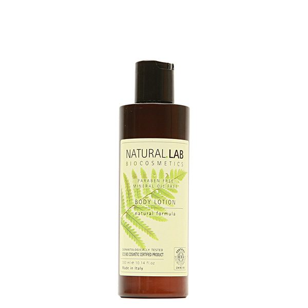 NATURAL.LAB Body Lotion 200ml