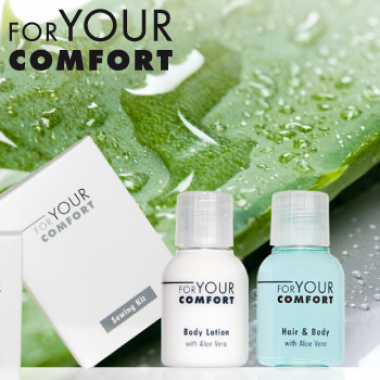 For Your Comfort Cosmetic Collection