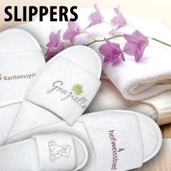 Slippers, Hotelslippers, Pantoffeln