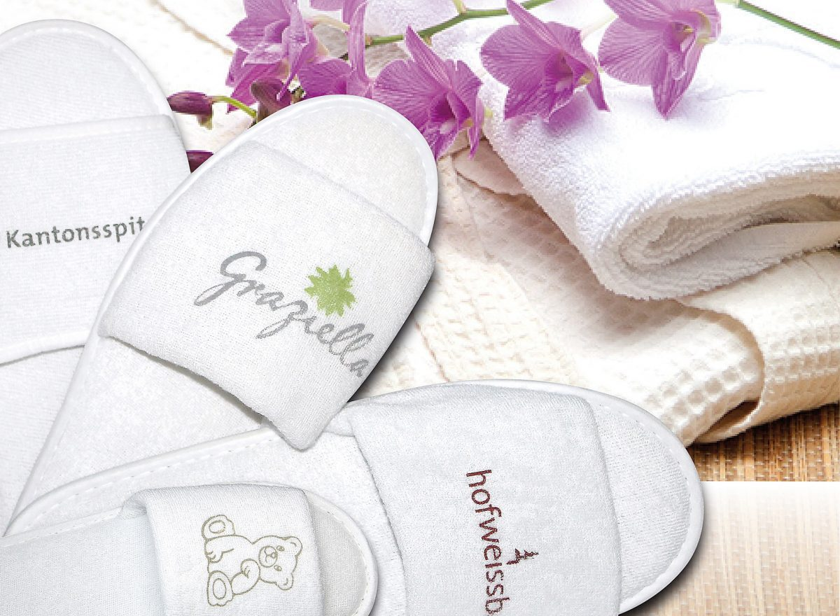 Slippers Pantoffeln