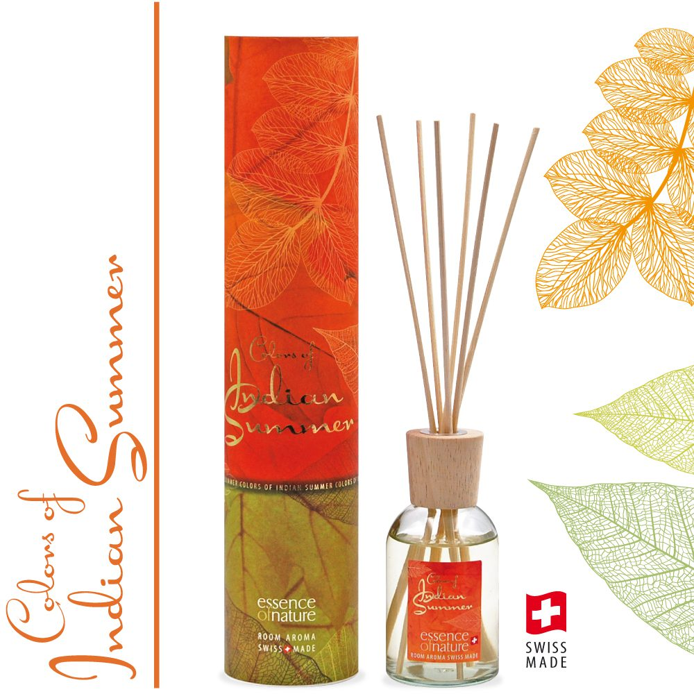 Essence of Nature Room Aroma Sticks 100ml Colors of Indian Summer