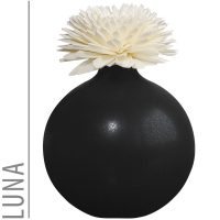 Ceramic Collection Luna 200ml schwarz