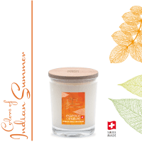 Essence of Nature Scented Candle 180g Colors of Indian Summer
