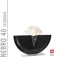 Bettina Eberle Nebro 40 Sesbania Black