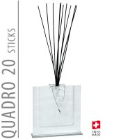 Bettina Eberle Quadro 20 Sticks White