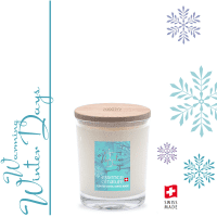 Essence of Nature Scented Candle 180g Warming Winter Day
