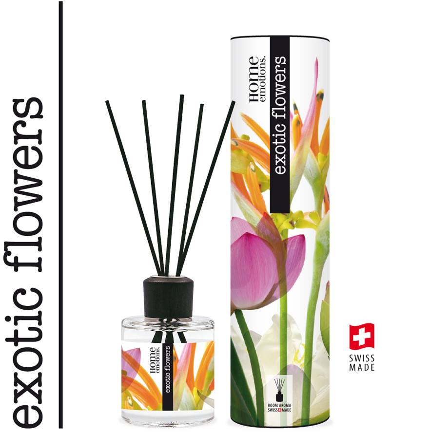 Home Emotions Aroma Sticks 100ml Exotic Flowers