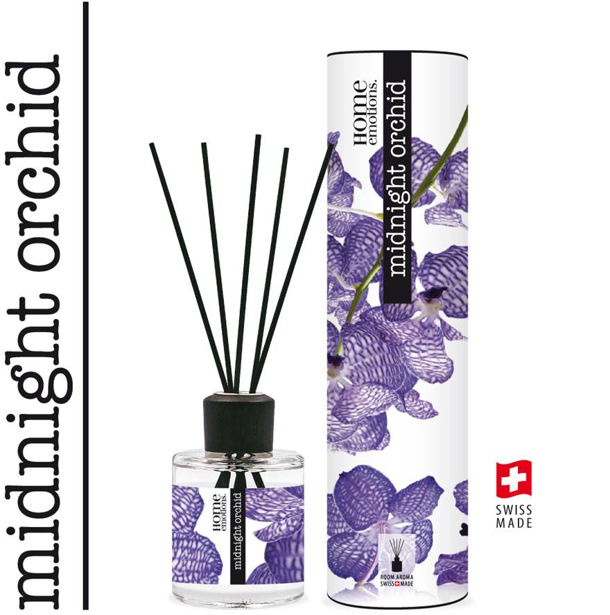 Home Emotions Aroma Sticks 100ml Midnight Orchid