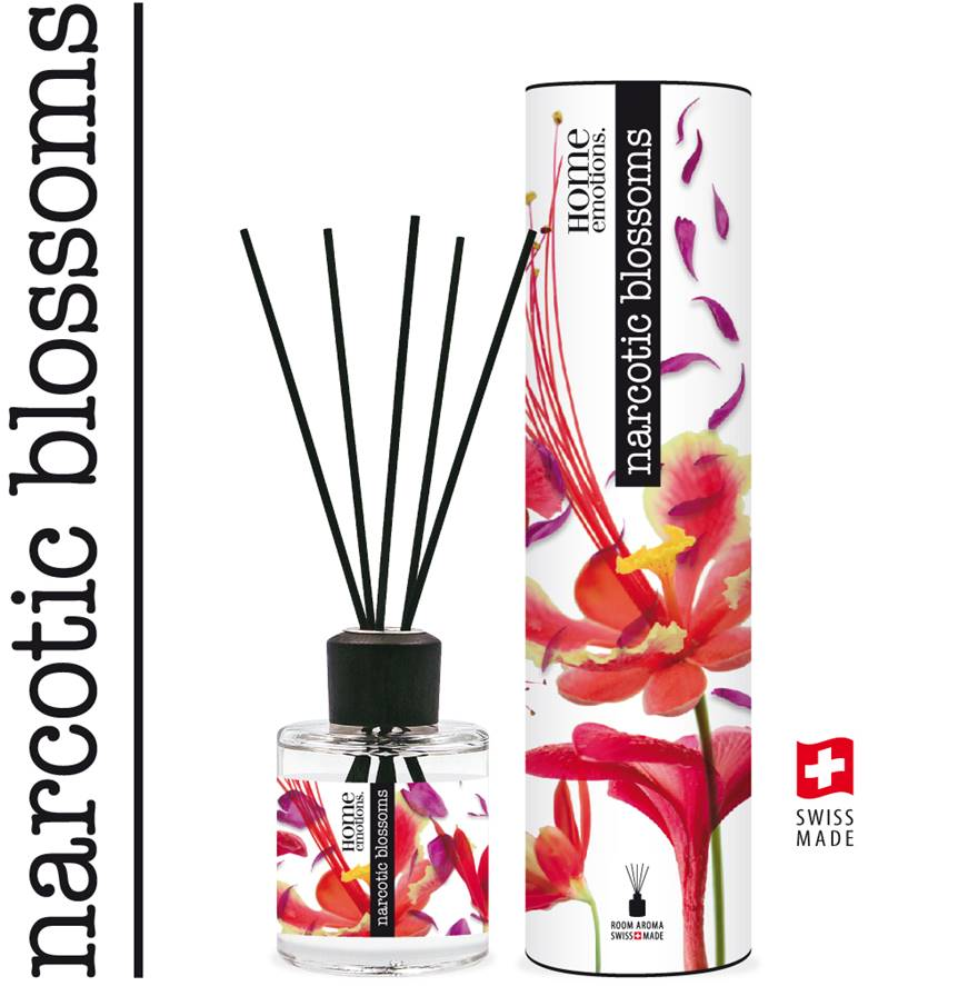 Home Emotions Aroma Sticks 100ml Midnight Narcotic Blossoms