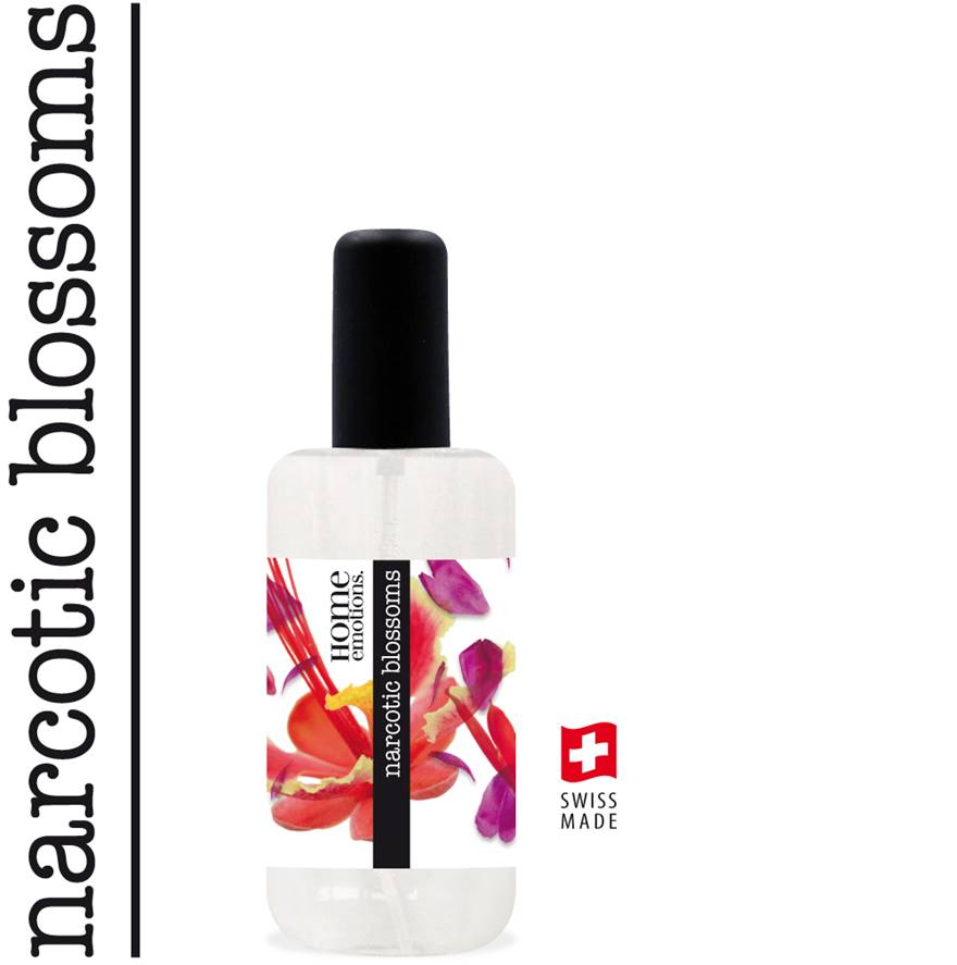 Home Emotions Room Spray 120ml Narcotic Blossoms