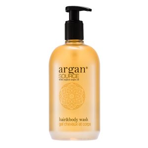 Argan Source Hair & Body Wash 500ml