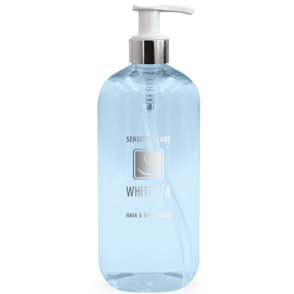 Sensitive Care Hair + Body Wash 500ml Dispenser