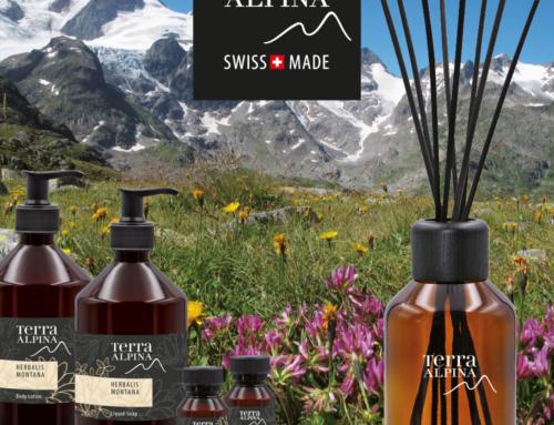 Terra ALPINA – Mit der Kraft aus Schweizer Bergkräutern