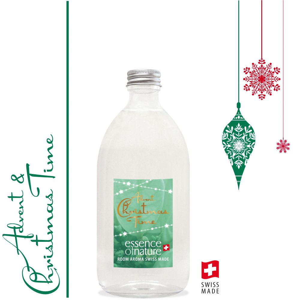 Essence of Nature Room Aroma Refill 250ml Advent + Christmas Time