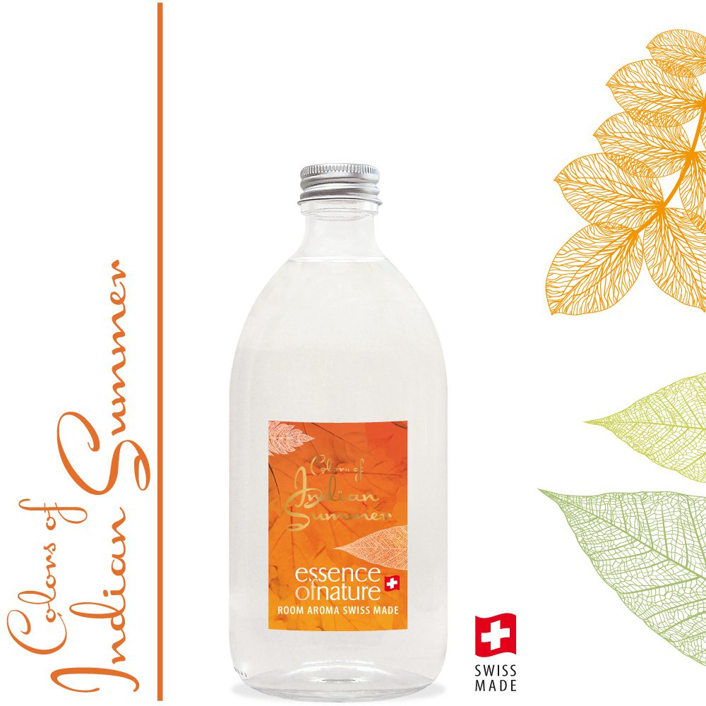 Essence of Nature Room Aroma Refill 250ml Colors of Indian Summer