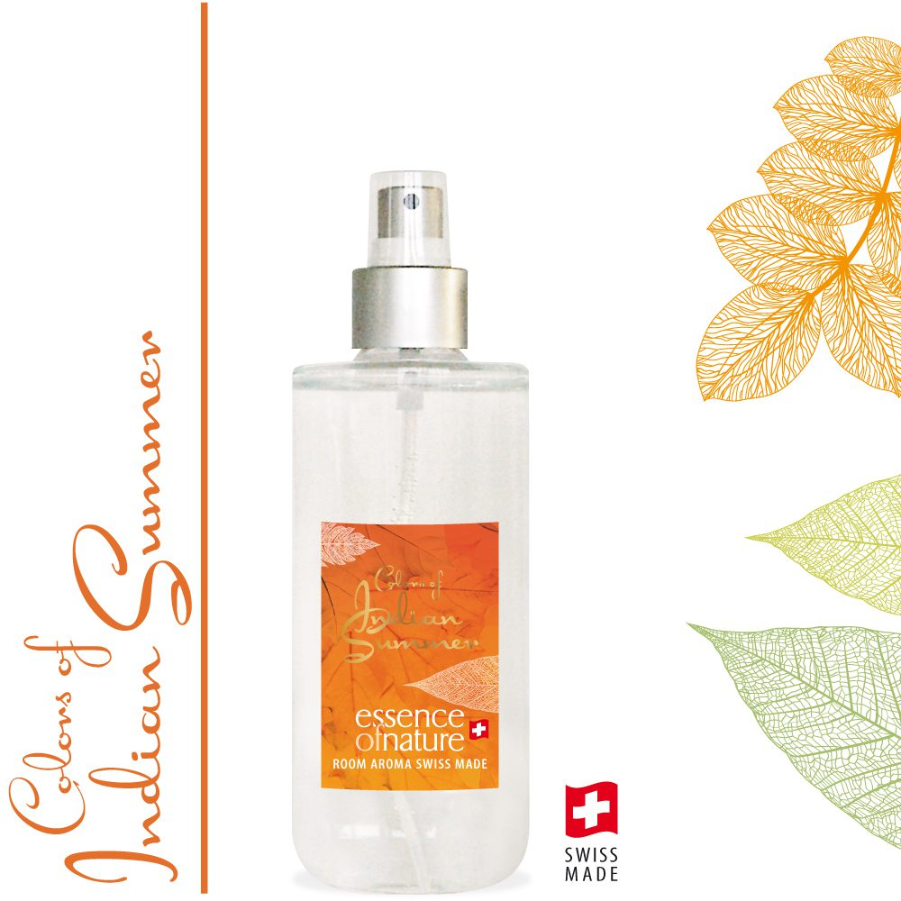 Essence of Nature Room Aroma Spray 120ml Colors of Indian Summer