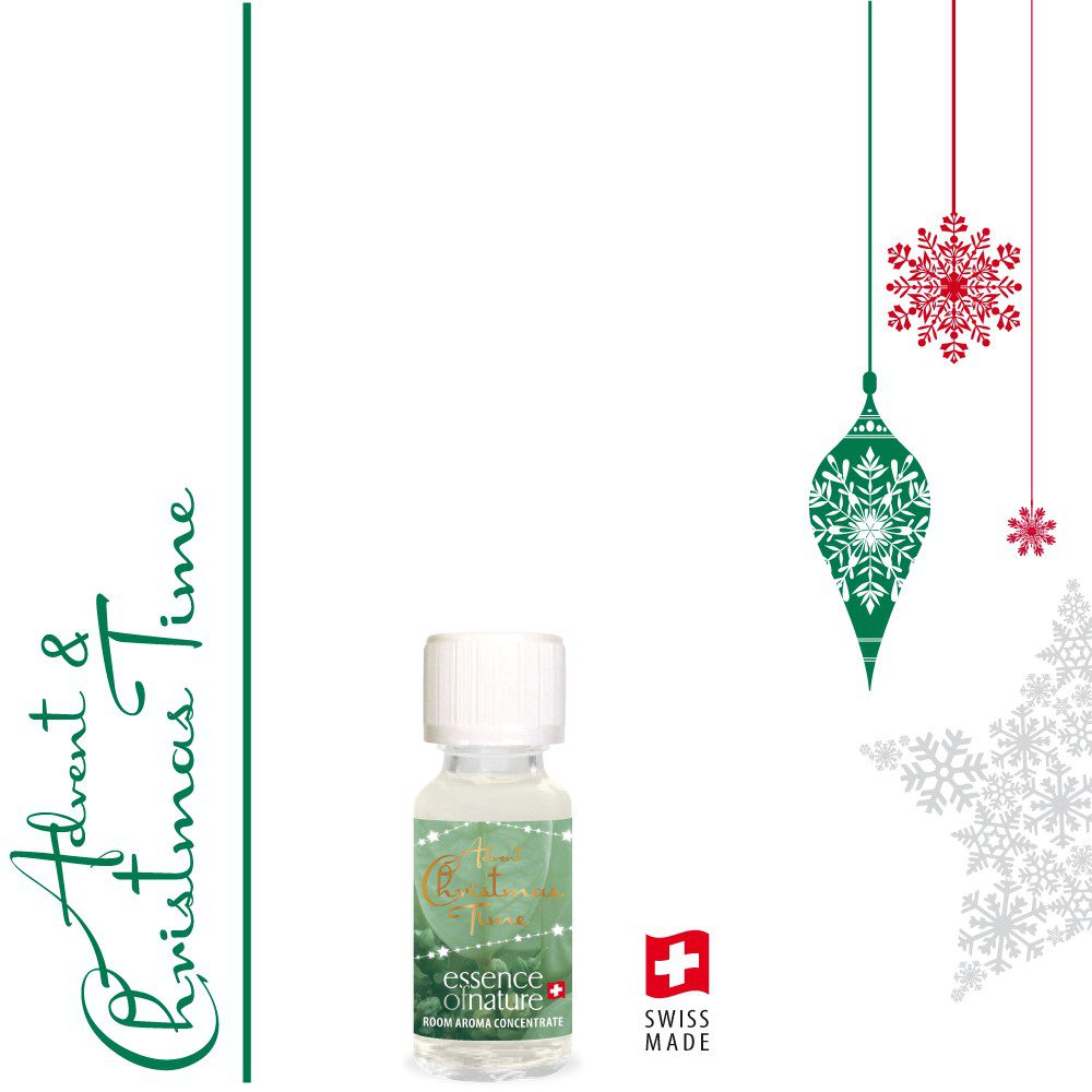 Essence of Nature Aroma Concentrate 20ml Advent + Christmas Time