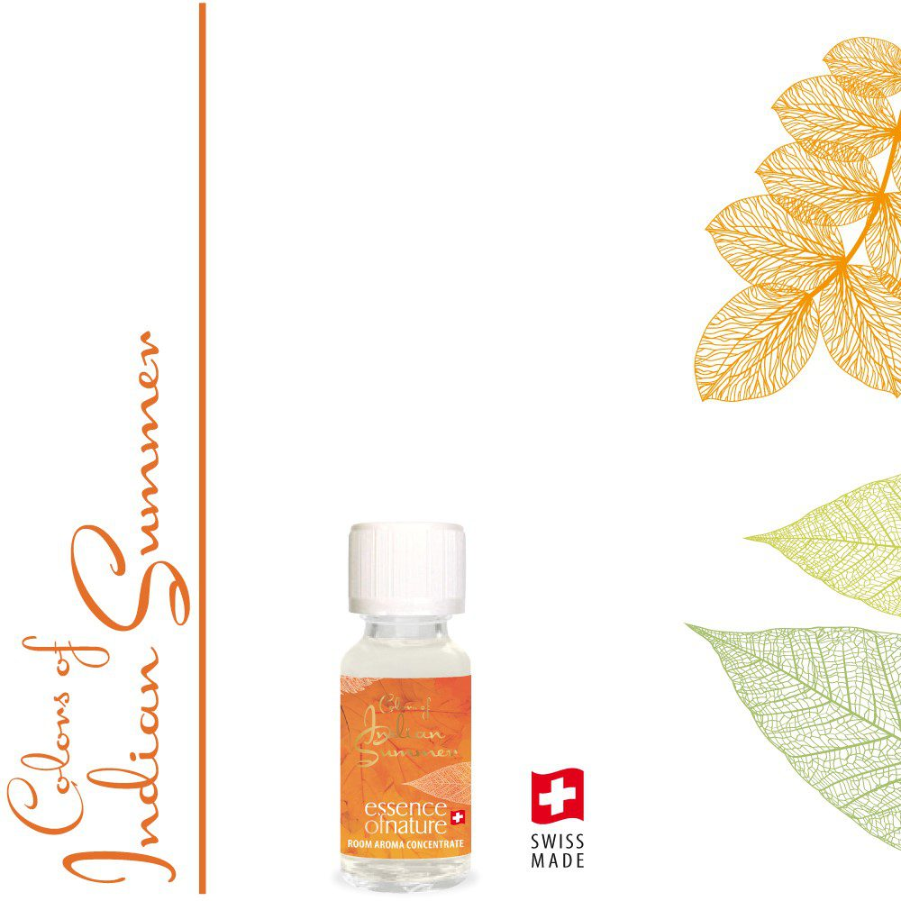 Essence of Nature Aroma Concentrate 20ml Colors of Indian Summer