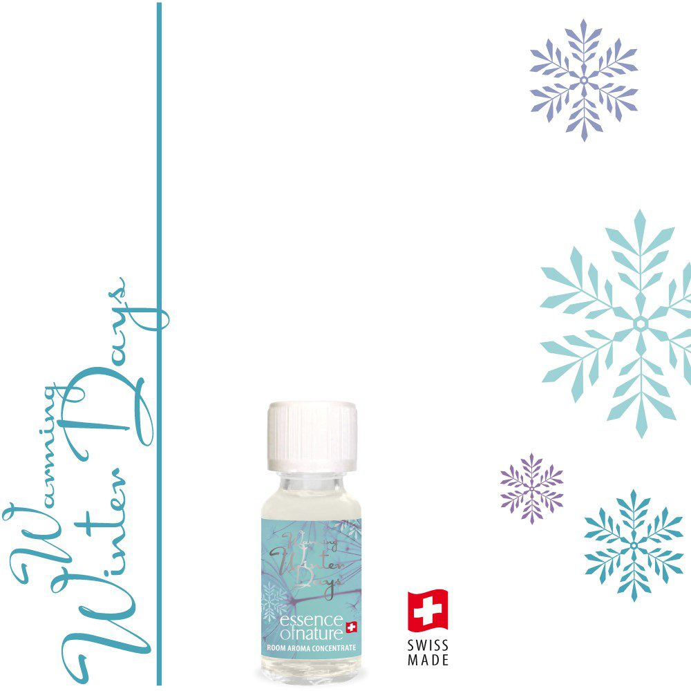 Essence of Nature Aroma Concentrate 20ml Warming Winter Days